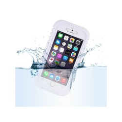 WATERPROOF CASE ΓΙΑ IPHONE 4/4S 0821 WHITE