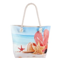 Τσάντα Θαλάσσης Με σχέδιο 18070