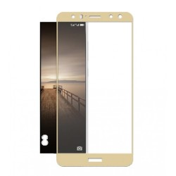 OEM Full Cover Tempered Glass 0.3mm 9H Huawei Mate 10 Lite Gold GL266