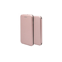OEM MAGNETIC BOOK CASE FOR XIAOMI REDMI NOTE 5 ROSE GOLD 1744-RN5-03