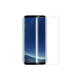Tempered Glass (Full Cover 93%) 9H 0.3mm Clear for Samsung Galaxy S9 GL235