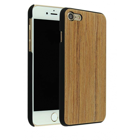 OEM WOOD CASE FOR IPHONE 7 ROSEWOOD ET716