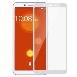 Full Cover Tempered Glass για Xiaomi Redmi 6/6A/6 PRO  Άσπρο GL285