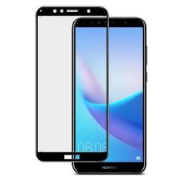 Full Tempered Glass Huawei Y6 (2018) / Y6 PRIME (2018) Black GL298