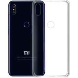 OEM Back Cover Σιλικόνης Διάφανο (Xiaomi Redmi Note 5) 100.0329