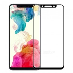TEMPERED GLASS XIAOMI POCOPHONE F1 FULL COVER BLACK 5D GL344