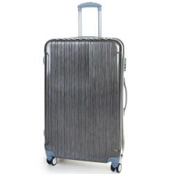 Σετ βαλίτσες ταξιδίου v-store grey