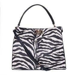 Τσάντα χειρός Animal Print...