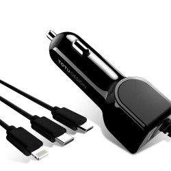 TOTU DESIGN CAR CHARGER 3...
