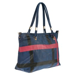 Τσάντα Γυναικεία Μπλε A621