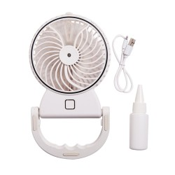 Humidifier Mini Fan USB...