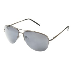 Aviator mirror Grey Grey...