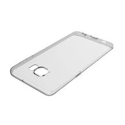 TPU BACK CASE ΓΙΑ SAMSUNG GALAXY S6 EDGE TP630 GREY