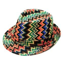Καπέλο ψάθα χρώματα 723 OEM
