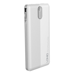 LDNIO POWER BANK WHITE...