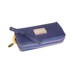 Πορτοφόλι μωβ διπλό 960 OEM