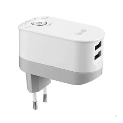Budi 2x USB Wall Adapter...