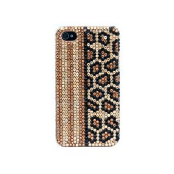 Back Cover Strass για iPhone 4/4s A110 A110 OEM