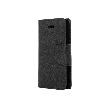 BOOK CASE ΓΙΑ IPHONE 6/6S BLACK IK631