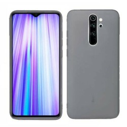 SILICONE CASE REDMI NOTE 8...