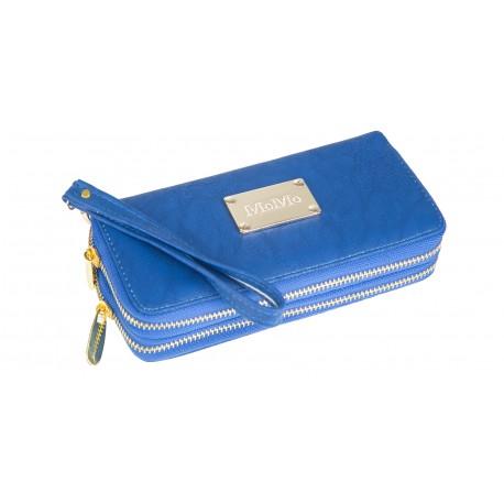 Πορτοφόλι μπλε διπλό 963 OEM