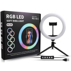 BD-260 RGB LED SOFT RING...