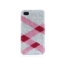Back Cover Strass για iPhone 4/4s A118 A118 OEM