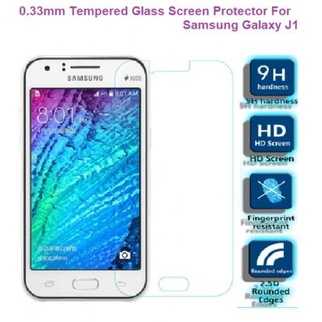 Tempered Glass για Samsung Galaxy J1 (2016) GL104 OEM