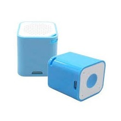 Smart Box Ηχείο Pocket Γαλάζιο BS003