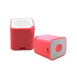Smart Box Ηχείο Pocket Ροζ BS004