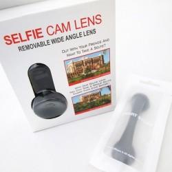 Φωτογραφικός φακός SELFIE CAM LENS ευρυγώνιος για iPhone, iPad, Android, Blackberry, Nokia