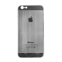 Θήκη Πλαστική Γκρι για iPhone6 Plus IK915 OEM