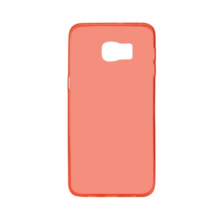 BACK COVER TPU ΓΙΑ SAMSUNG GALAGY S6 EDGE PLUS RED TP642