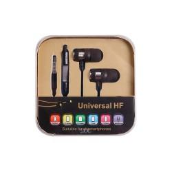 Ακουστικά Μαύρο Universal XT021 OEM