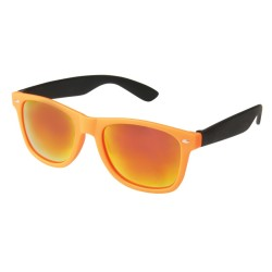Neon Orange Black...