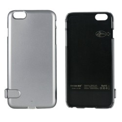 OEM POWER BANK BATTERY CASE ΓΙΑ IPHONE 6/6S ΑΣΗΜΙ KV-B5 PP15