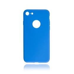 OEM BACK COVER TPU ΓΙΑ IPHONE 7 BLUE 100.0177