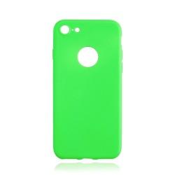 OEM BACK COVER TPU ΓΙΑ IPHONE 7 GREEN 100.0179