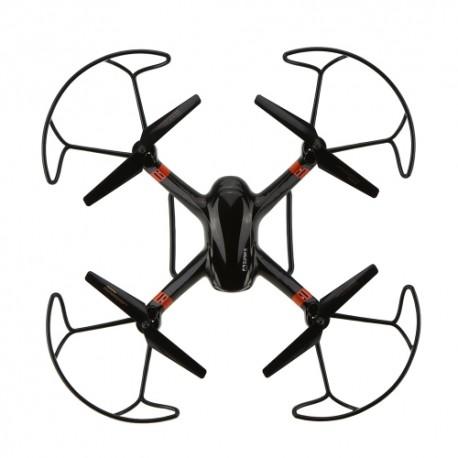 OEM ΤΗΛΕΚΑΤΕΥΘΥΝΟΜΕΝΟ DRONE QUADCOPTER BLACK SUPER -X 4CH (33040)