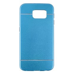 OEM BACK COVER METAL NEW BLUE ΓΙΑ SAMSUNG S6 1315-S6-02