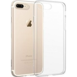 OEM BACK COVER CLEAR  FOR IPHONE 6/6S T911