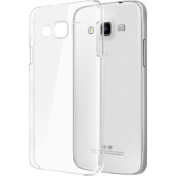 OEM BACK COVER CLEAR FOR SAMSUNG GALAXY S7 EDGE T914