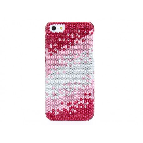 Back Cover Strass για iPhone 5/5s/SE A135 OEM