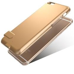 OEM POWER BANK BATTERY CASE ΓΙΑ IPHONE 6 PLUS ΧΡΥΣΟ KV-B5 PP16