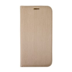 OEM BOOK CASE FOR IPHONE 7 BEIGE ET722