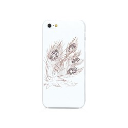 Back Cover Strass για iPhone 5/5s/SE A190 OEM