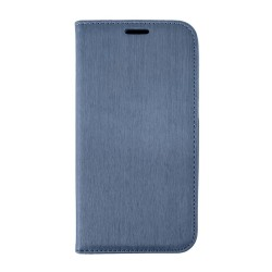 OEM BOOK CASE FOR SAMSUNG GALAXY S7 EDGE BLUE ET736