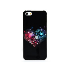 Back Cover Strass για iPhone 5/5s/SE A191 A191 OEM