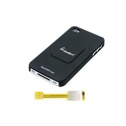 Θήκη με Διπλή SIM για iphone 4/4s FS-03 OEM