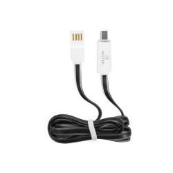 Καλώδιο φόρτισης DATA Micro USB/USB Universal Μαύρο 3745 OEM